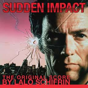 Sudden Impact is listed (or ranked) 22 on the list The Best Movies Starring Clint Eastwood