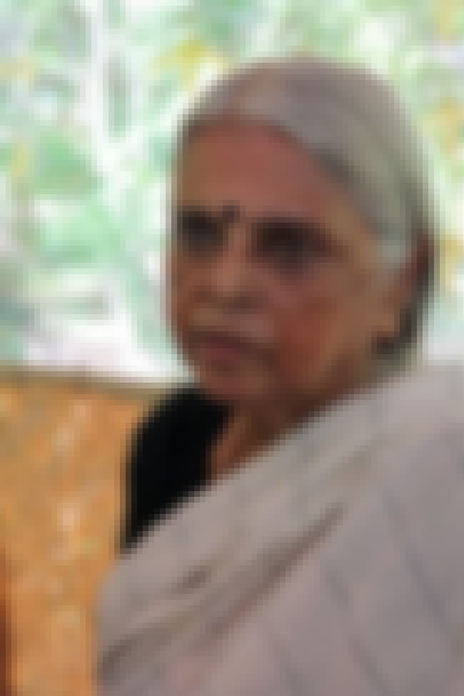 Sugathakumari is listed (or ranked) 8 on the list Famous Environmentalists from India