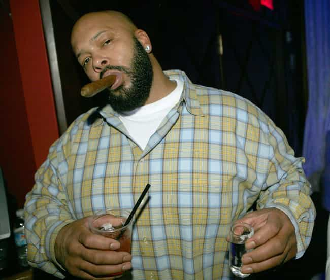 Suge Knight is listed (or ranked) 1 on the list Famous Male Bodyguards