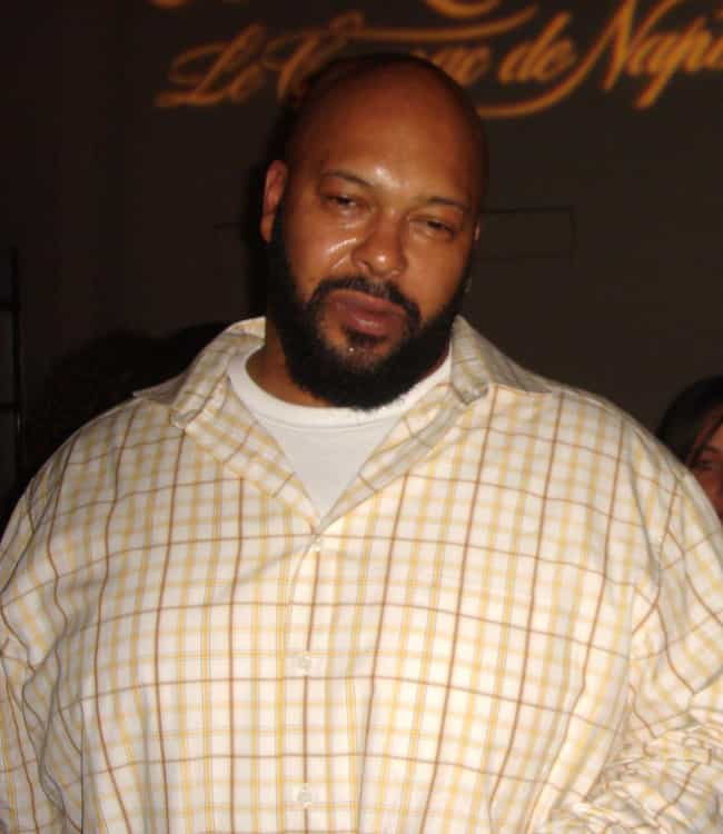 Suge Knight is listed (or ranked) 2 on the list Celebrities Convicted of Felonies