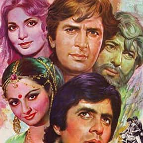Suhaag is listed (or ranked) 16 on the list The Best Amitabh Bachchan Movies