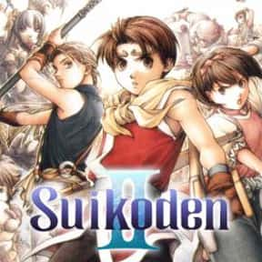 Suikoden II is listed (or ranked) 3 on the list The Best Playstation 1 (PS1,PSX,PSOne) RPG
