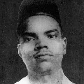 Sukhdev Thapar is listed (or ranked) 13 on the list Freedom Fighters of India