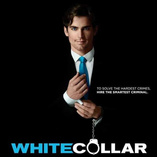 White Collar is listed (or ranked) 3 on the list What to Watch If You Love 'The Blacklist'