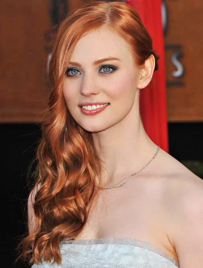 Deborah Ann Woll is listed (or ranked) 3 on the list The Most Beautiful Women with Strawberry Blonde Hair