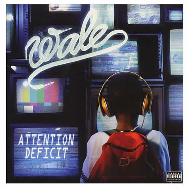 Attention Deficit is listed (or ranked) 3 on the list The Best Wale Albums, Ranked