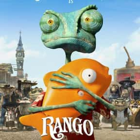 Rango is listed (or ranked) 18 on the list The Best Comedy-Drama Movies