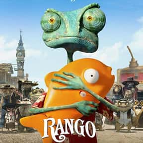 Rango is listed (or ranked) 19 on the list The Best Johnny Depp Movies