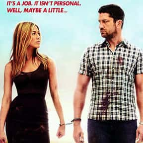 The Bounty Hunter is listed (or ranked) 7 on the list The Best Gerard Butler Movies