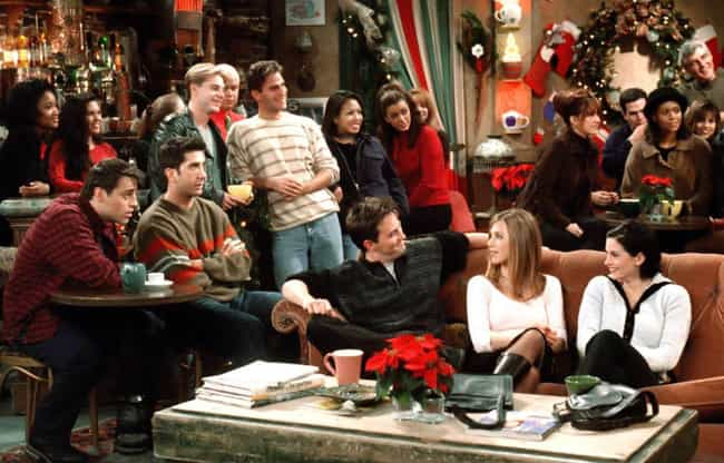 The One With The Girl From Pou... is listed (or ranked) 4 on the list The Best Christmas Episodes On 'Friends'