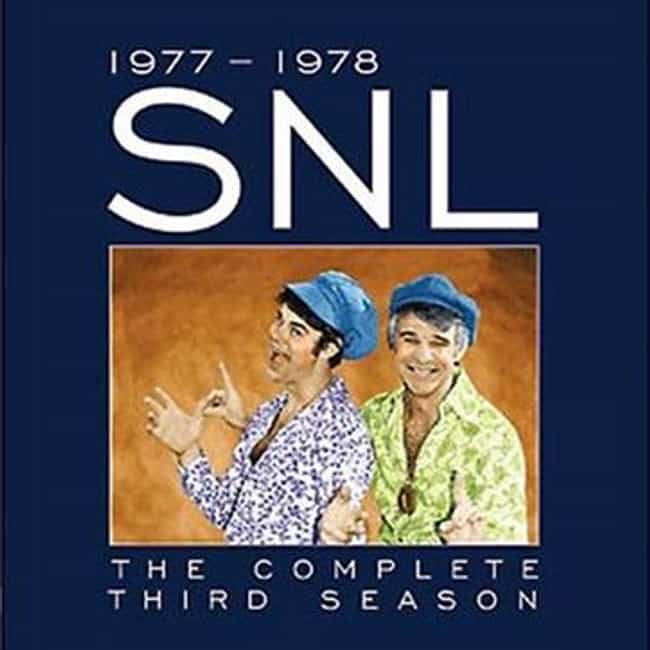 Saturday Night Live - Se... is listed (or ranked) 3 on the list The Best Seasons Of 'Saturday Night Live'