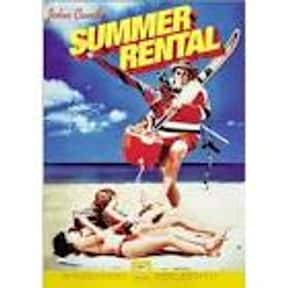 Summer Rental is listed (or ranked) 4 on the list The Best Rip Torn Movies of All Time, Ranked