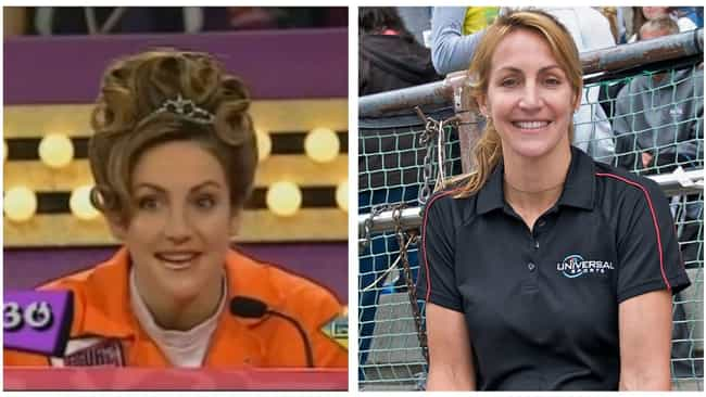 Summer Sanders is listed (or ranked) 2 on the list '90s Nickelodeon Game Show Hosts: Where Are They Now?