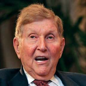 Sumner Redstone is listed (or ranked) 16 on the list Forbes 400 Top Richest People in America