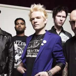 Sum 41 is listed (or ranked) 10 on the list The Best Bands with Numbers in Their Names