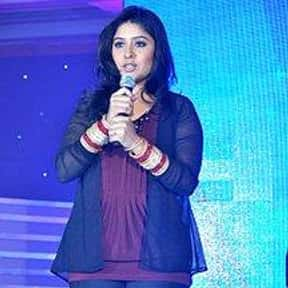 Sunidhi Chauhan is listed (or ranked) 19 on the list The Greatest Singers of Indian Cinema