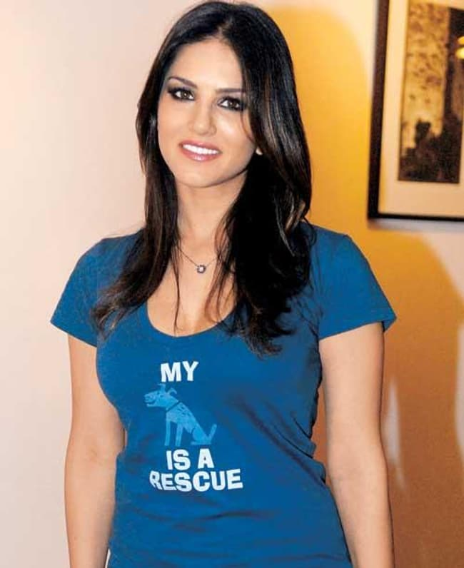 Sunny Leone Is Listed Or Ranked  On The List  Pictures Of Porn