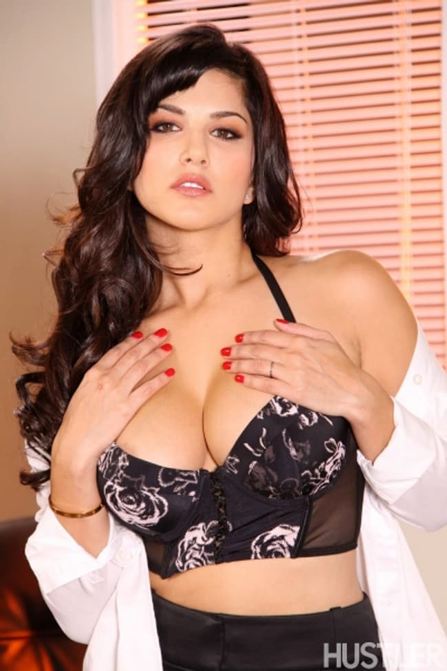 Sunny Leone Is Listed Or Ranked 1 On The List The Top 10 Hottest