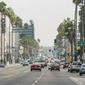 Sunset Boulevard is listed (or ranked) 10 on the list The Top Must-See Attractions in Los Angeles