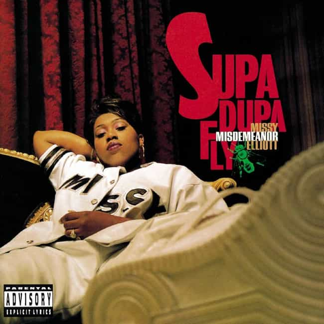 Supa Dupa Fly is listed (or ranked) 1 on the list The Best Missy Elliott Albums of All Time