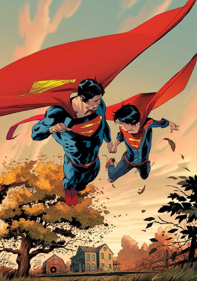 Superboy is listed (or ranked) 1 on the list The Biggest Breakout Comic Book Characters Of The 2010s