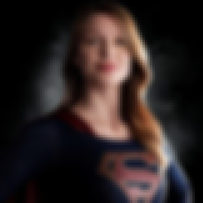 Supergirl is listed (or ranked) 3 on the list The Sexiest Female Super Hero Figures