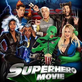 Superhero Movie is listed (or ranked) 23 on the list The Best Kevin Hart Movies