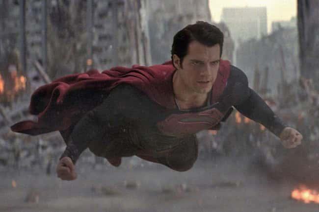 Photo: Man Of Steel / Warner Bros. Pictures