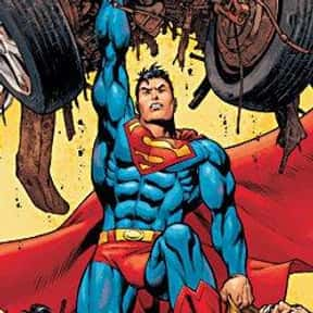 Superman is listed (or ranked) 14 on the list The Best Comic Book Superheroes Of All Time