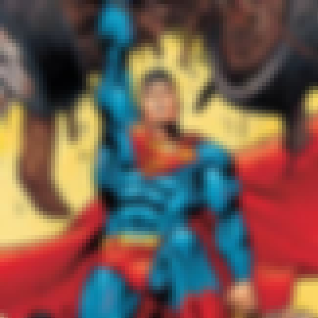 Superman is listed (or ranked) 4 on the list The Best Comic Book Superheroes of All Time