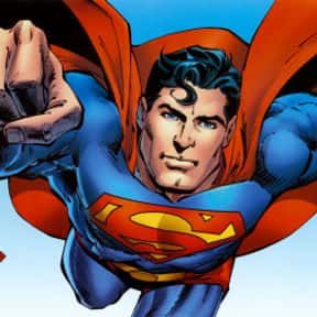 Superman is listed (or ranked) 5 on the list The Best Alien Characters of All Time