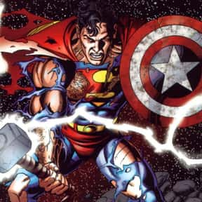 Superman is listed (or ranked) 12 on the list Characters Who Are Most Worthy Of Lifting Mjolnir