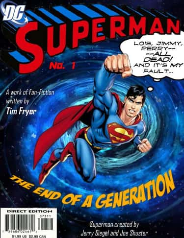 Superman is listed (or ranked) 2 on the list Top 100 Most Popular Superheroes and Villains in Comic Books