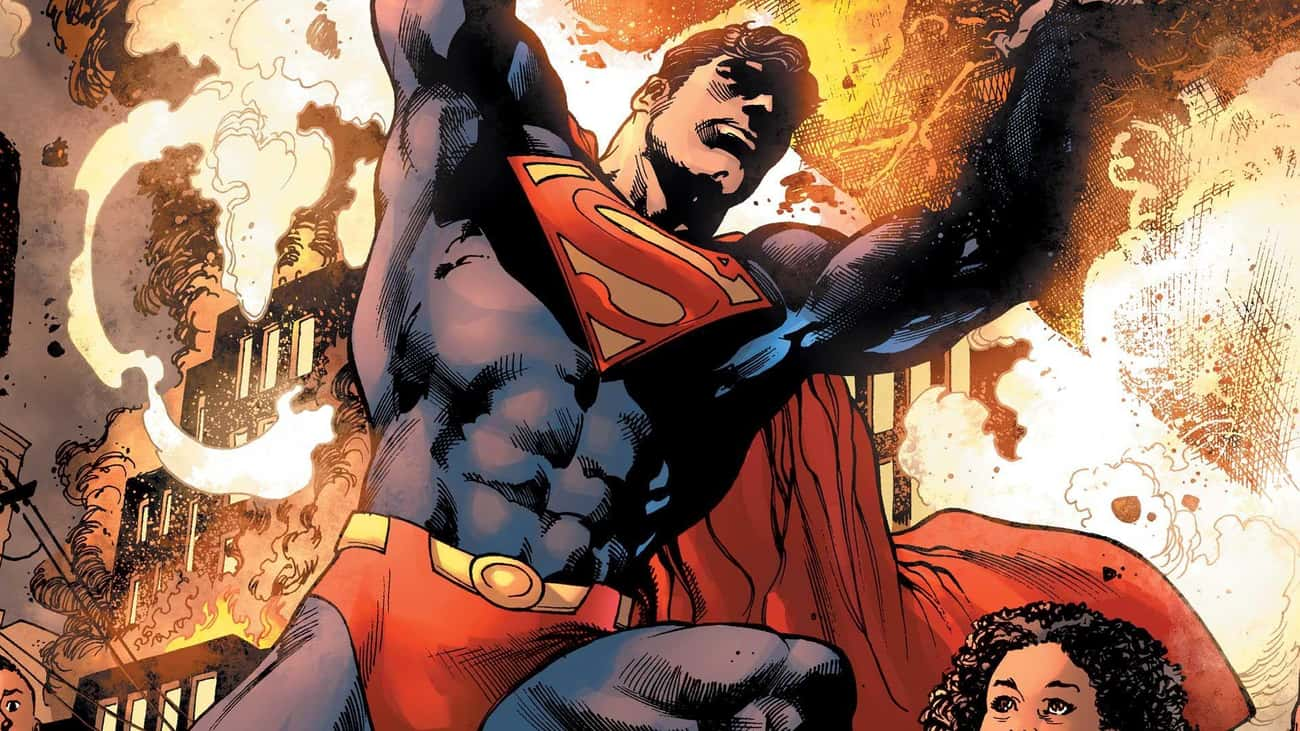 Superman is listed (or ranked) 1 on the list The Best Superheroes Who Can Fly