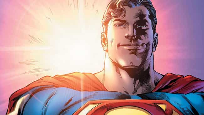 Superman is listed (or ranked) 3 on the list The 15 Best Superheroes With Enhanced Senses