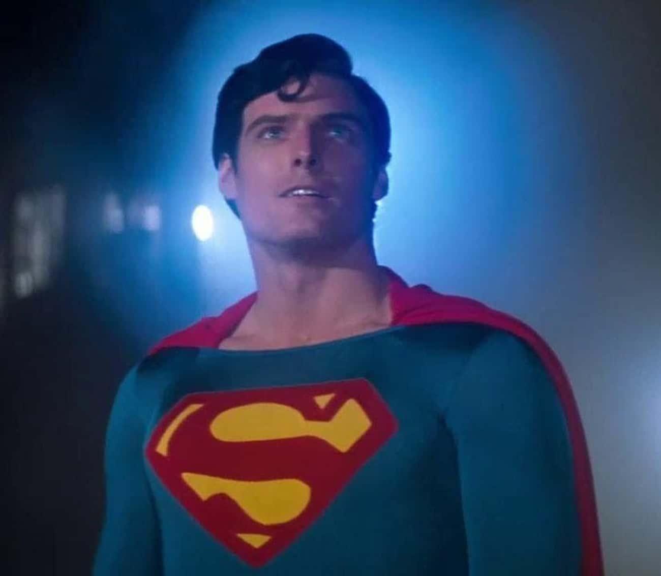 Superman In 'Superman'