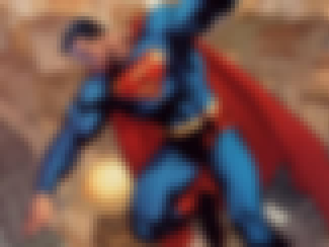 Superman is listed (or ranked) 7 on the list The 12 Most Indestructible Comic Book Characters