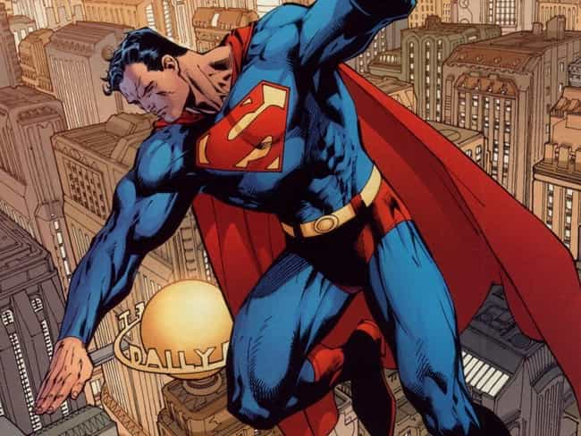 Superman is listed (or ranked) 1 on the list 14 Beloved Superheroes You Forgot Are Cold-Blooded Murderers