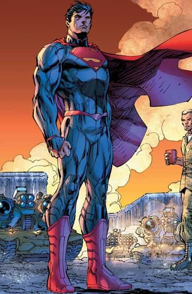 Superman is listed (or ranked) 1 on the list 12 Comic Book Characters With Tragic Backstories Who We Refuse To Feel Sorry For Them