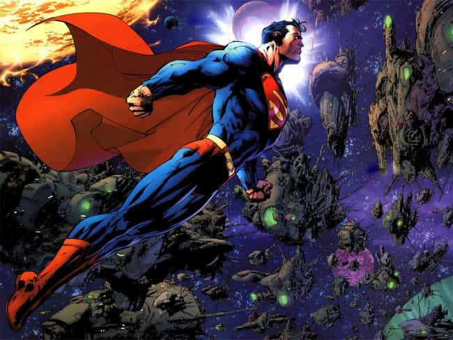Superman is listed (or ranked) 3 on the list The Best Comic Characters To Have On Your Apocalypse Team