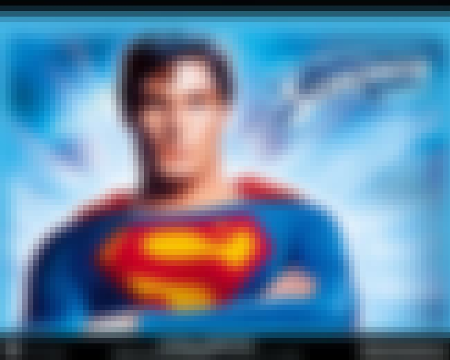 Superman is listed (or ranked) 1 on the list The Best Superman Interpretations