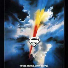 Superman is listed (or ranked) 23 on the list The Greatest Movie Themes