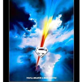 Superman is listed (or ranked) 9 on the list The Best Movies with Only One Word for a Title