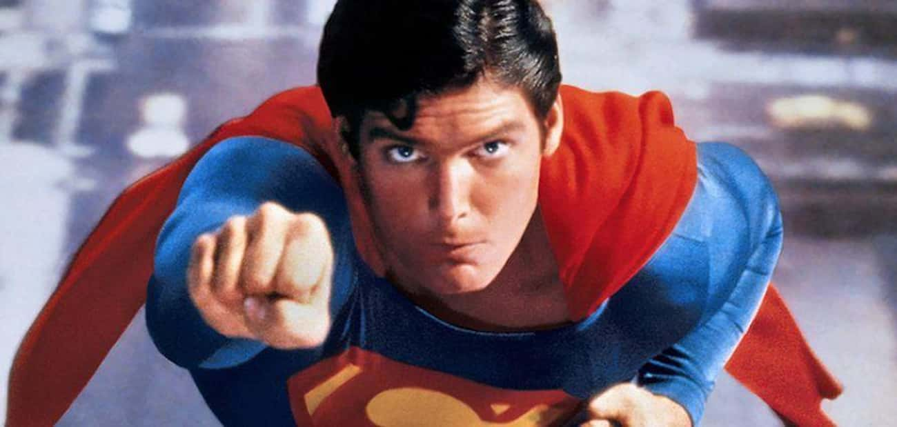 'Superman': Flying Around The  is listed (or ranked) 4 on the list Classic Movie Endings People Only Accept Because They're Classics