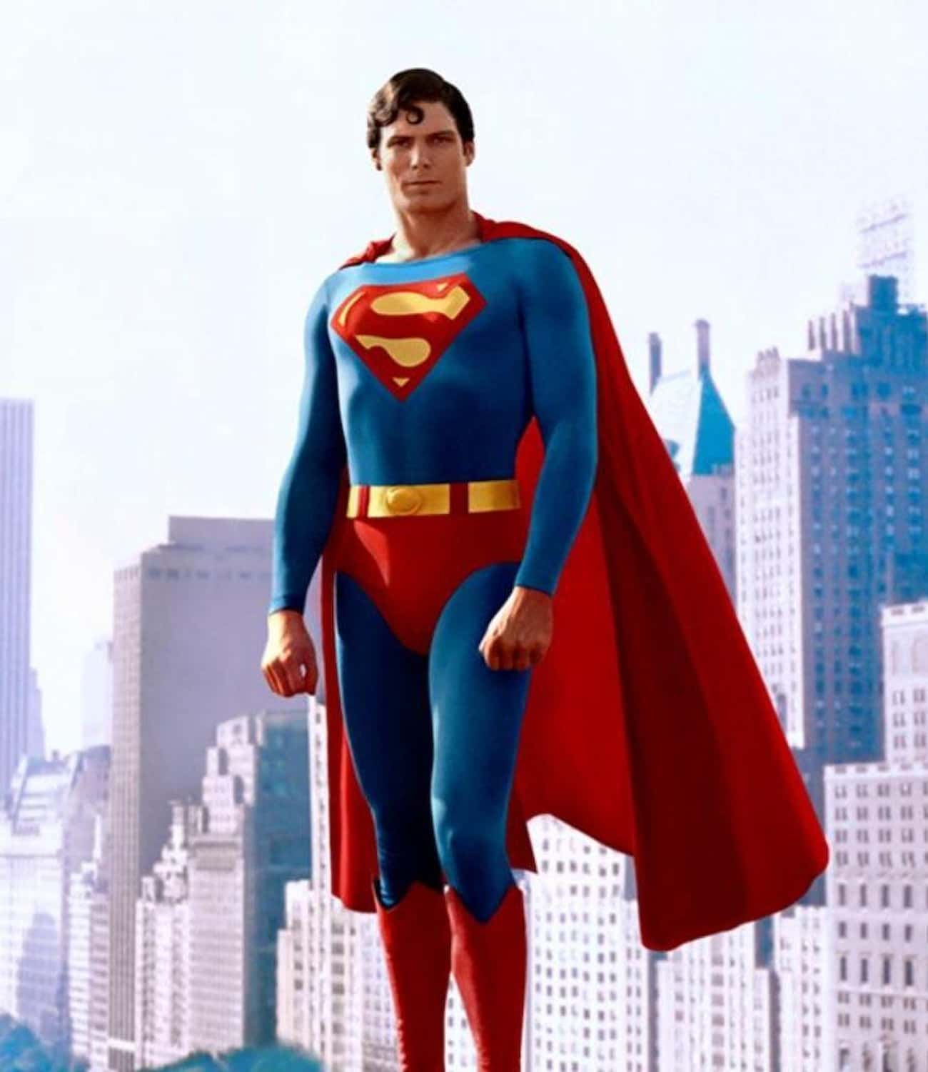 The 'Superman: The Movie' Suit