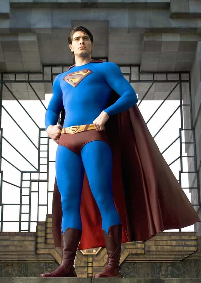 Superman Returns is listed (or ranked) 4 on the list All The Live-Action Superman Outfits, Ranked From Cape To Boots
