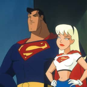 Superman: The Animated Series is listed (or ranked) 15 on the list The Best Comic Book & Superhero Shows of All Time