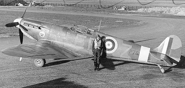 Supermarine Spitfire is listed (or ranked) 3 on the list The Most Iconic World War II Planes