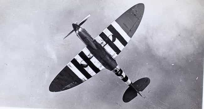 Supermarine Spitfire is listed (or ranked) 3 on the list The Most Iconic World War 2 Planes