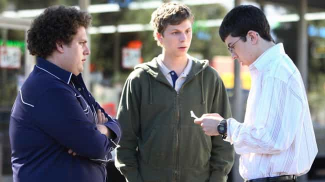Superbad is listed (or ranked) 4 on the list Classic Teen Movies That Got Away With Not Explaining Major Things